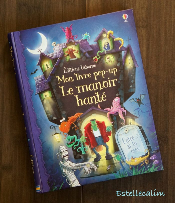 livre pop up enfant
