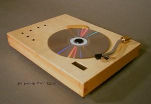 lecteur disque vinyl