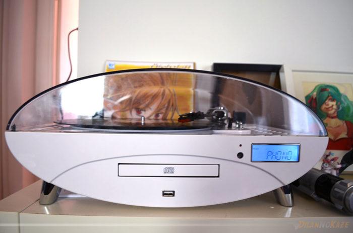 lecteur vinyles