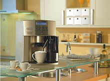 marque machine à café italienne