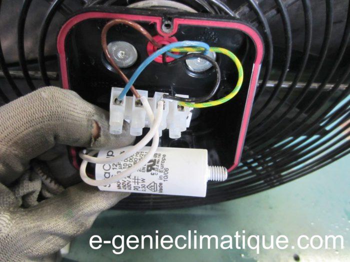 climatiseur à condensation