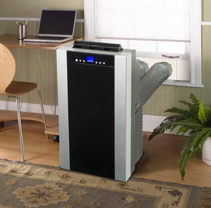 climatiseur portable silencieux