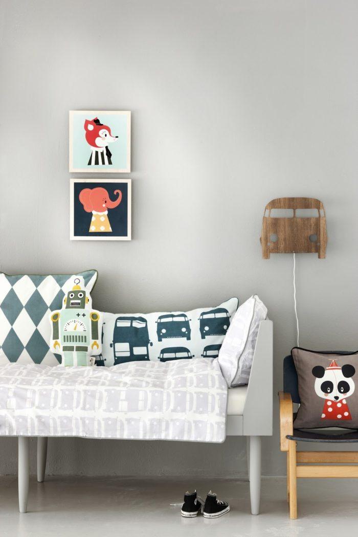 coussins de decoration design