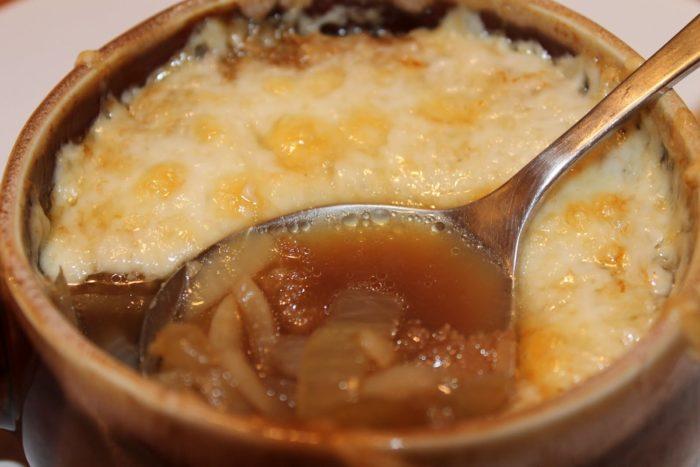 faire une soupe