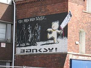 poster street art