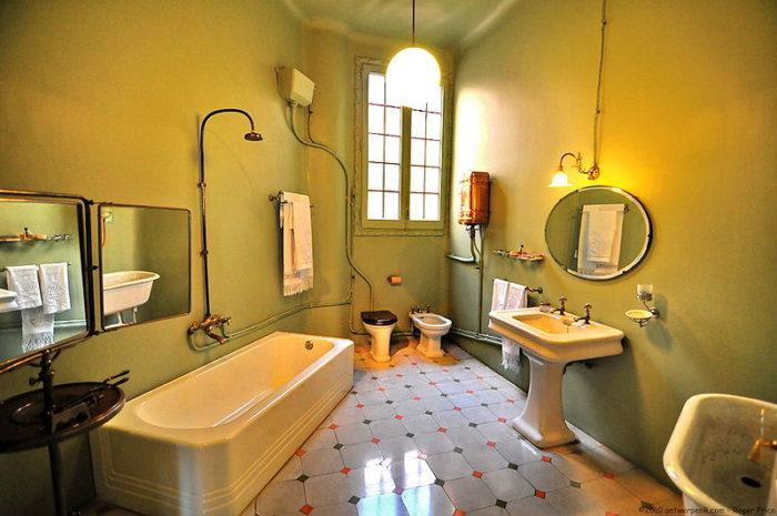 rideau de douche original