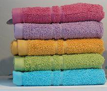 serviette de plage design