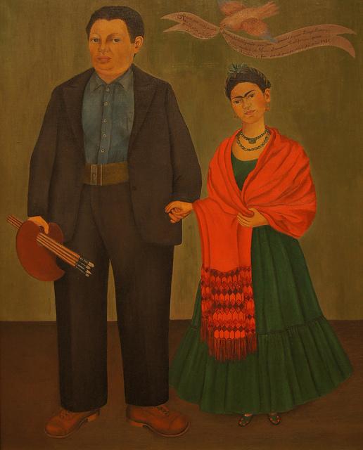 tableau frida kahlo