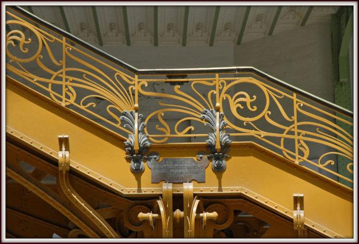 art deco and art nouveau