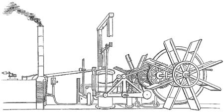 moteur a vapeur fonctionnement