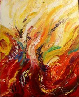 peinture moderne africaine