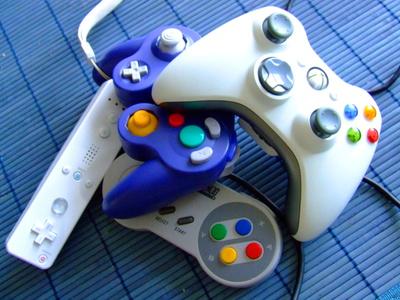 console jeu video