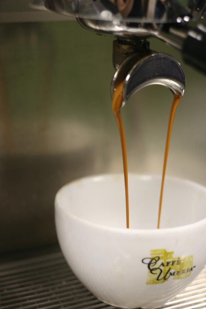 machine a café expresso