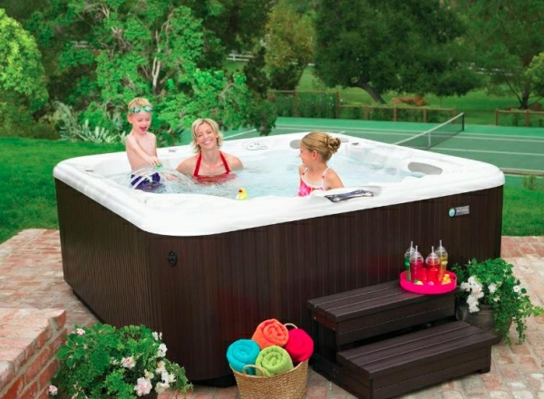 spa jacuzzi intex