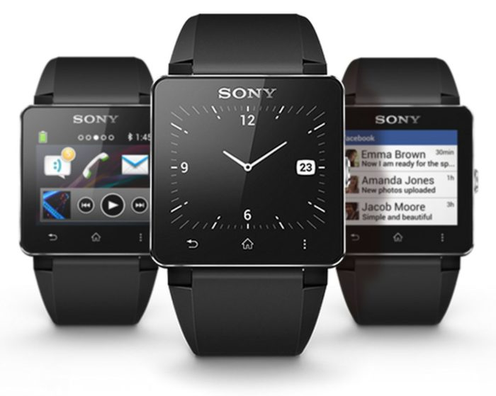 smartwatch sony