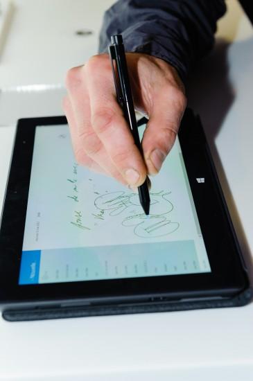 tablette pc windows 10