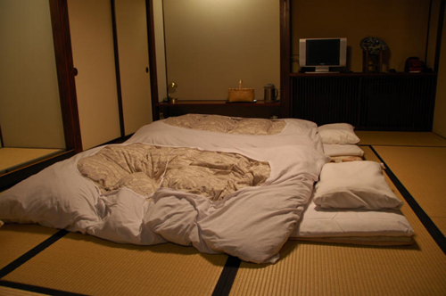 acheter futon