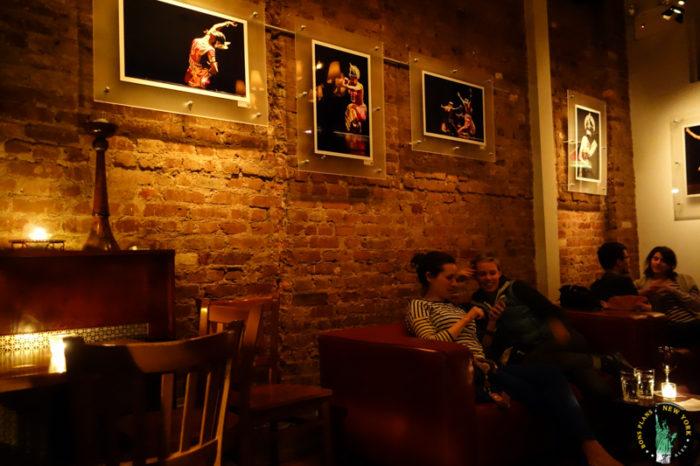bar comptoir bois