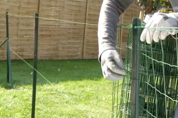 enclos pour chien exterieur