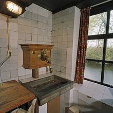 lavabo en pierre