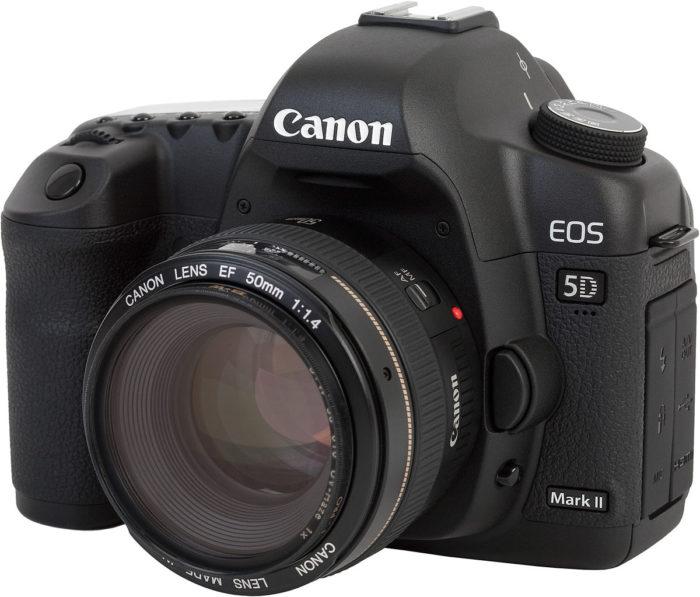 appareil photo canon 5d