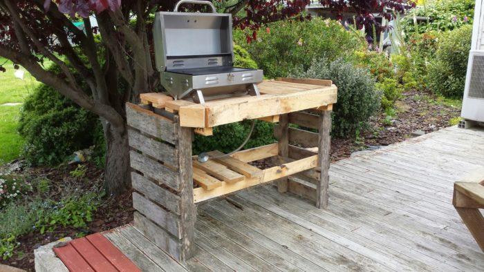 barbecue gaz de table