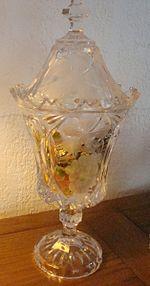 bonbonniere verre