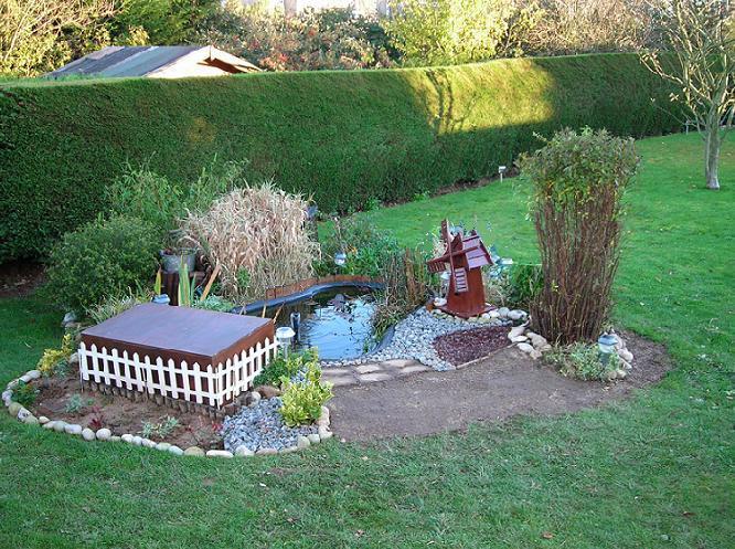 bordur de jardin