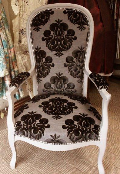 chaise baroque