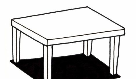 chaise plastique bois