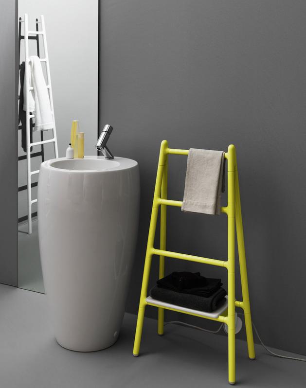 fixation ventouse salle de bain