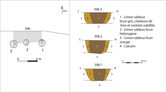 hamac structure bois
