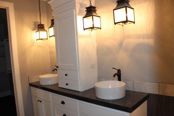 lampe salle de bains