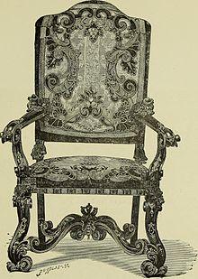 meuble baroque