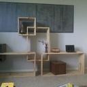 meuble bibliotheque modulable