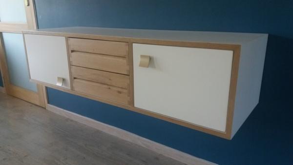 meuble d entrée en bois