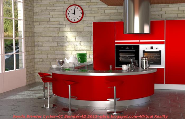 meuble de bar cuisine