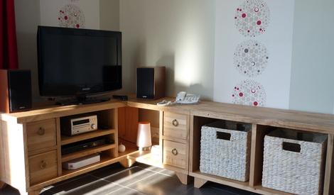 meuble de tv d angle