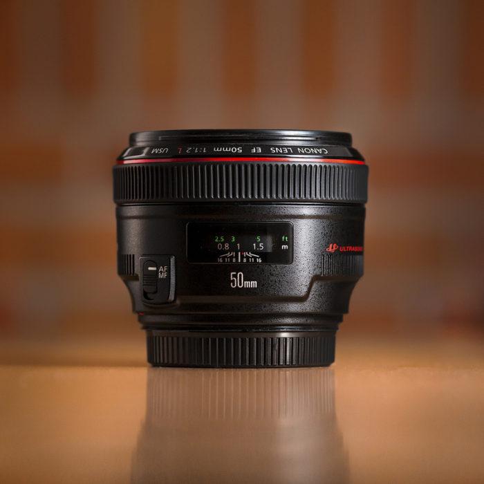 objectif 35 mm