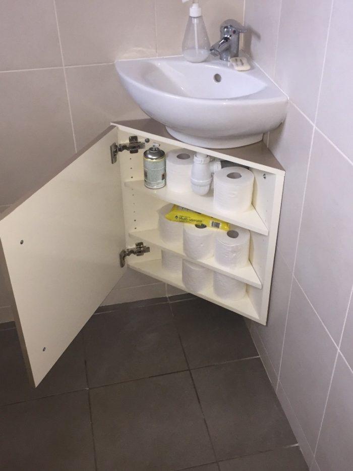 petit lavabo d angle