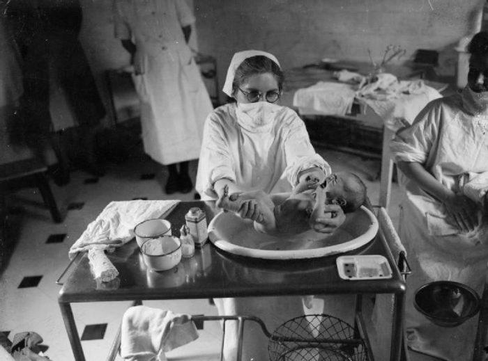 poussette nurse