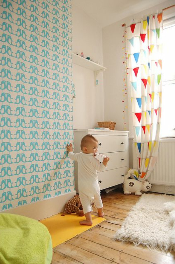 rideaux pour chambre enfant