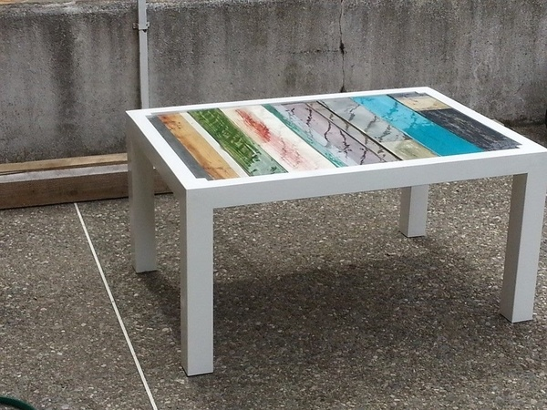 table basse de salon design