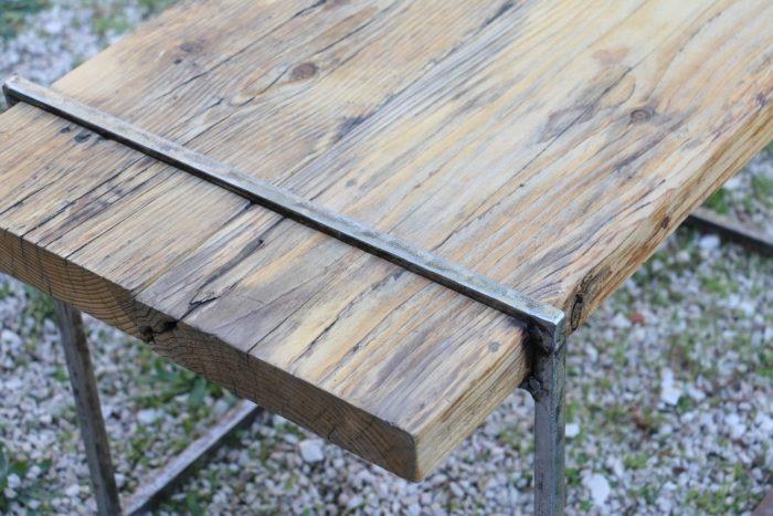 table basse plastique