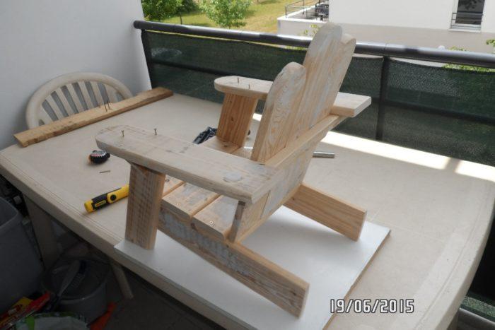 table en bois pour enfant