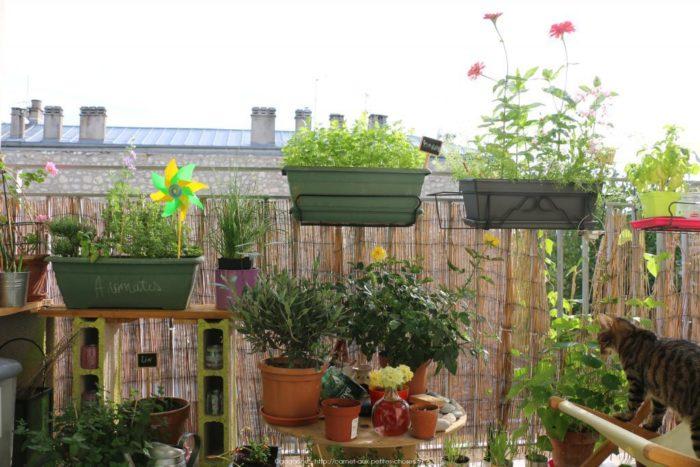 tables de balcon
