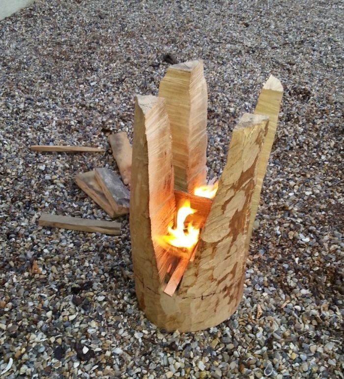 tabouret 3 pieds bois