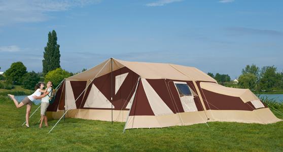 tente de camping 6 personnes