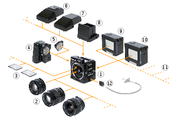 appareil photo argentique nikon