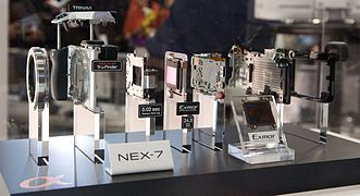 appareil photo compact expert avec viseur